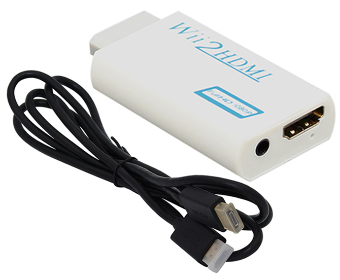 cable hdmi pour wii