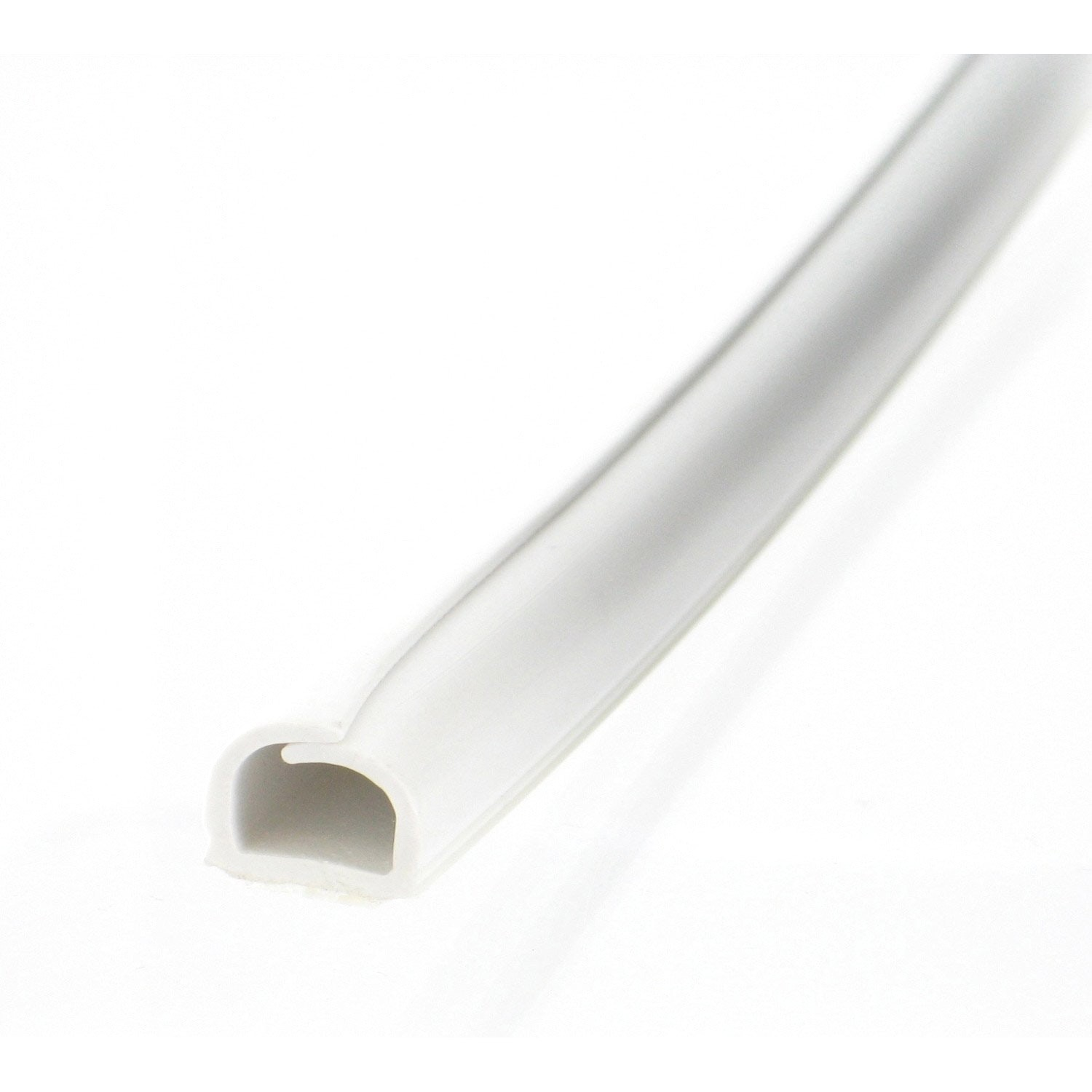 cache cable blanc