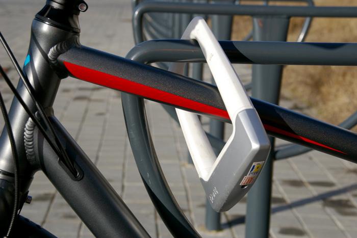 cadenas vélo test