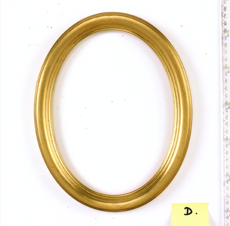cadre photo ovale pas cher