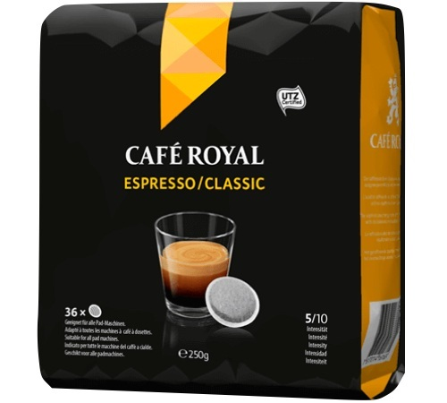 café dosette souple