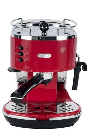 cafetiere delonghi rouge