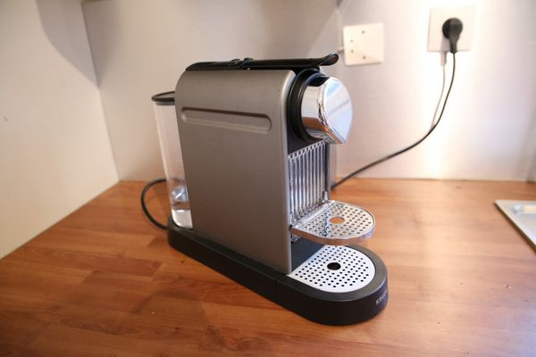 cafetiere nespresso occasion