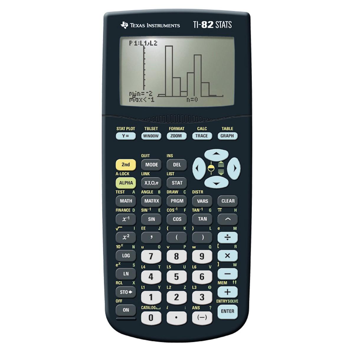 calculatrice t82