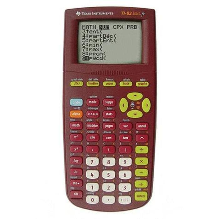 calculatrice ti 82 stats.fr