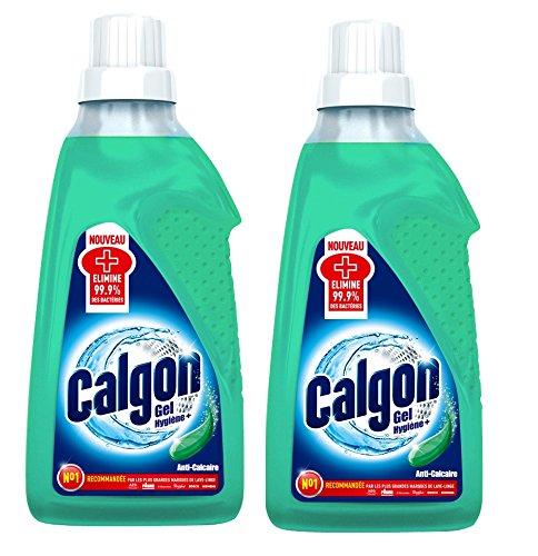 calgon nettoyant machine à laver