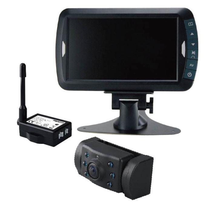 camera de recul avec ecran sans fil pour voiture