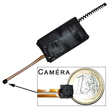 camera espion batterie longue duree