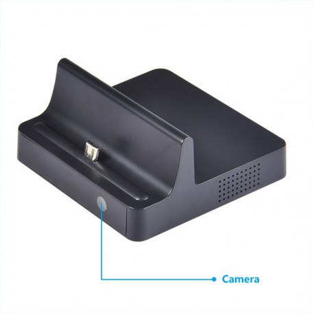 camera espion chargeur