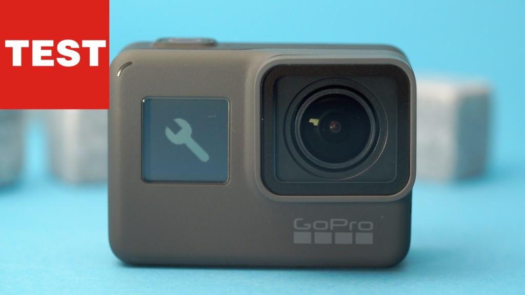 camera gopro test