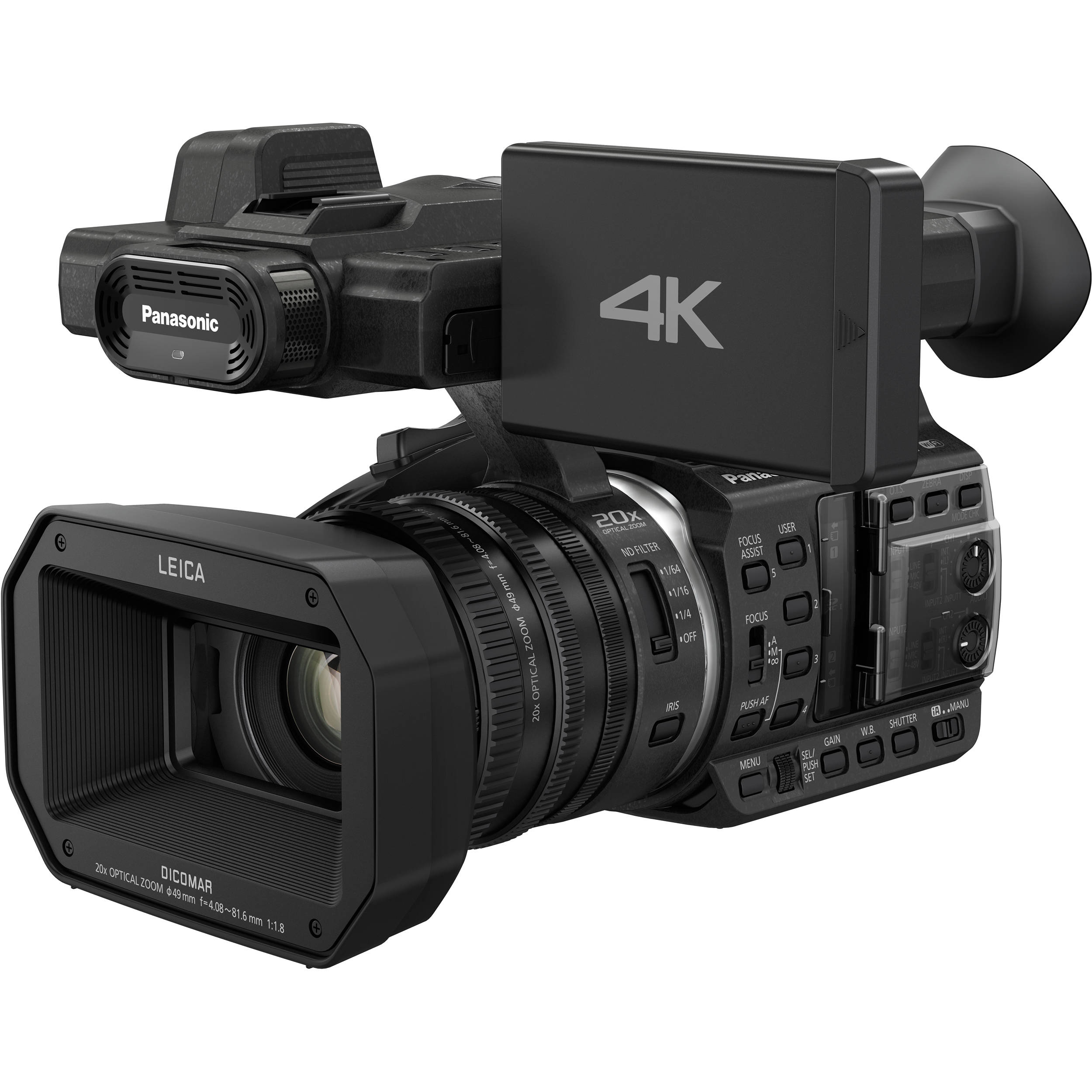 camera hd 4k