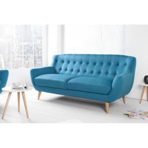 canapé bleu pas cher