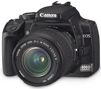 canon eos 400d occasion