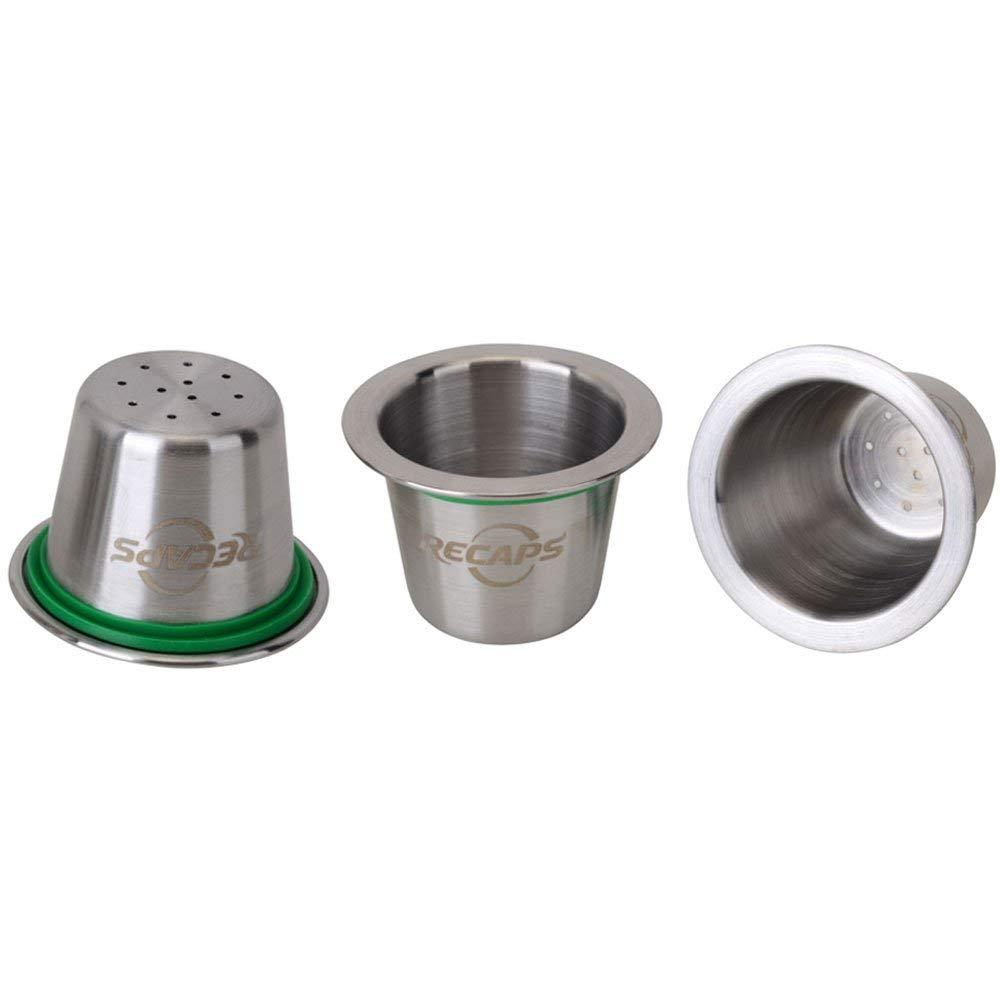 capsules nespresso rechargeable