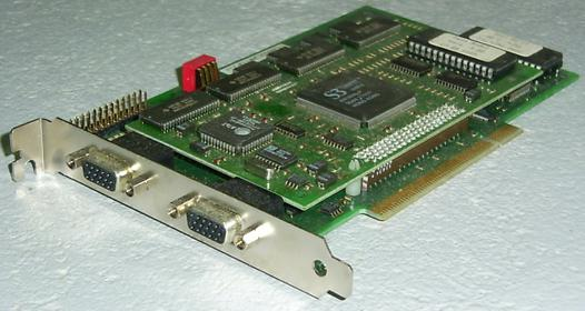 carte graphique pci vga