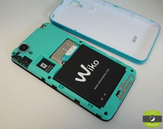 carte memoire telephone wiko