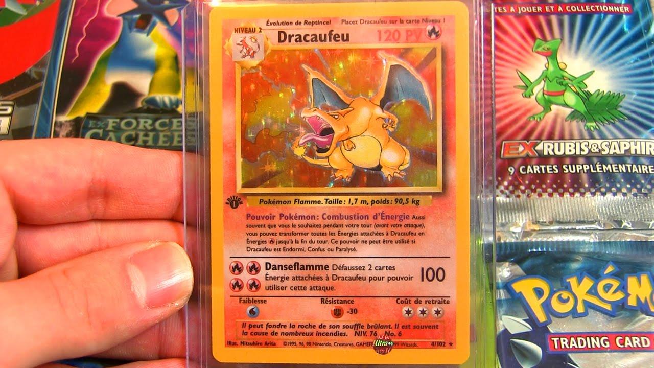 carte pokémon la plus cher