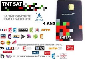 carte pour décodeur satellite