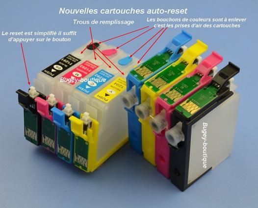cartouche d encre rechargeable epson