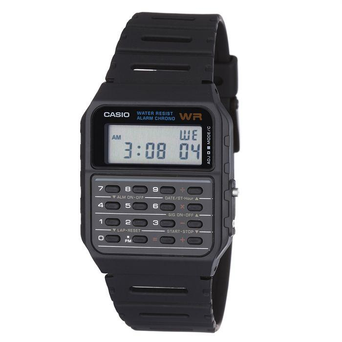 casio montre calculatrice