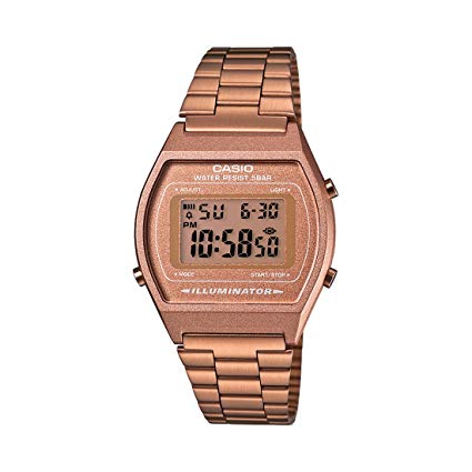 casio montre rose