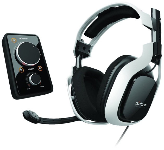 casque astro gaming a40