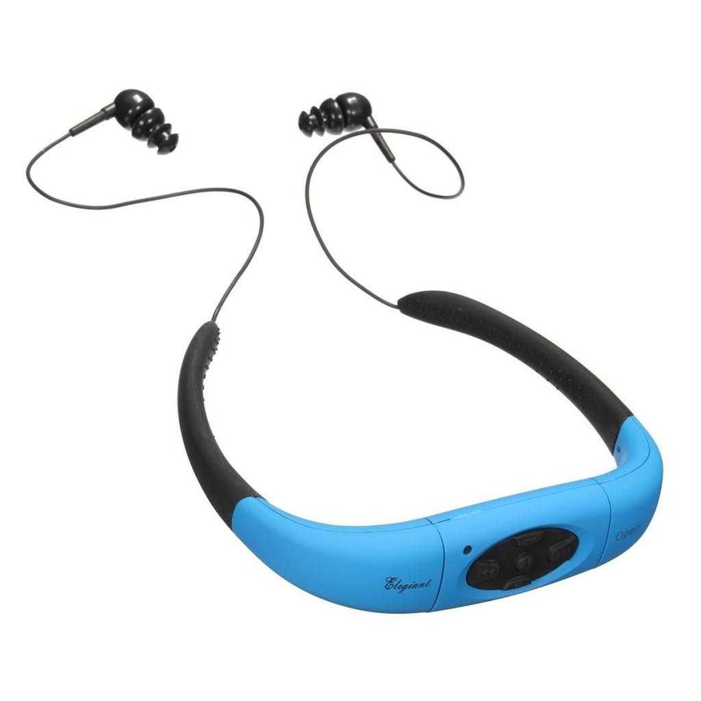 casque audio natation