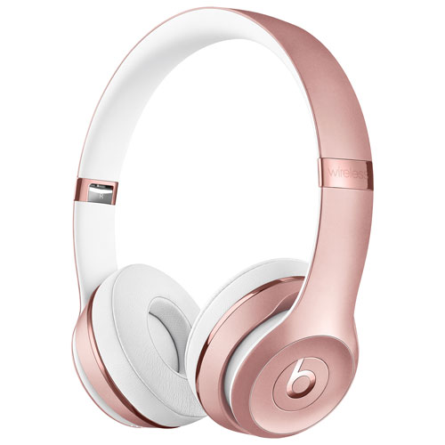 casque beats by dre rose