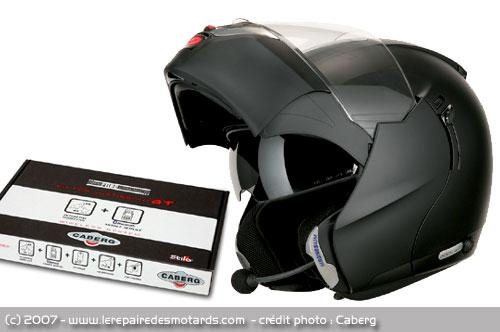 casque caberg bluetooth