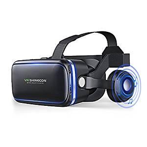 casque de réalité virtuelle amazon