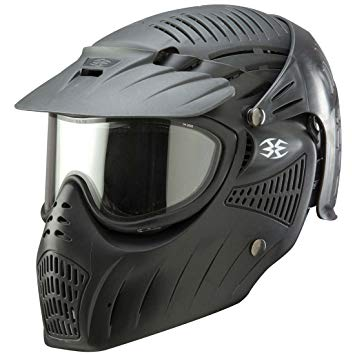 casque integral paintball