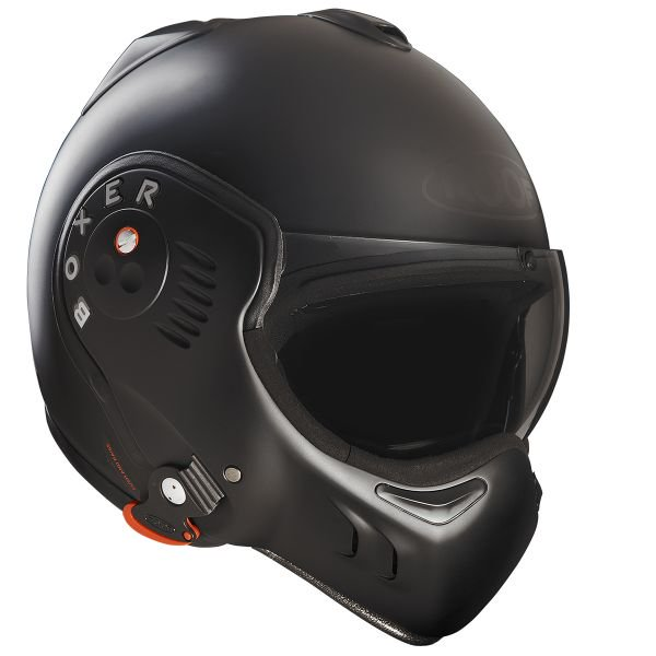 casque moto amovible