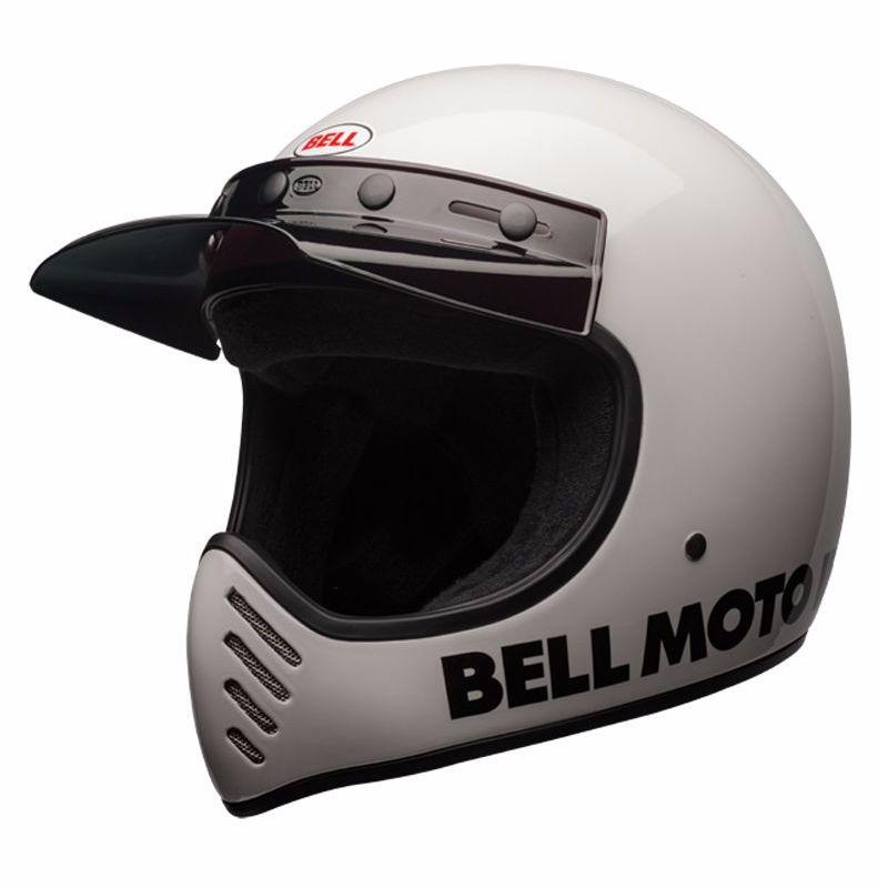 casque moto bell