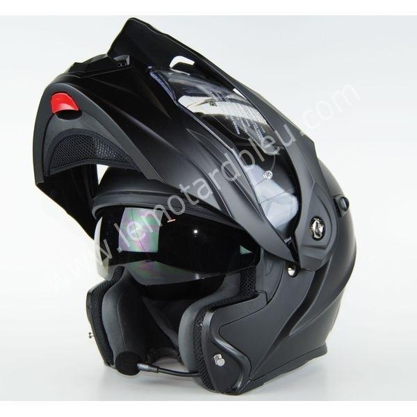 casque moto intercom intégré