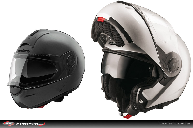 casque moto leger confortable
