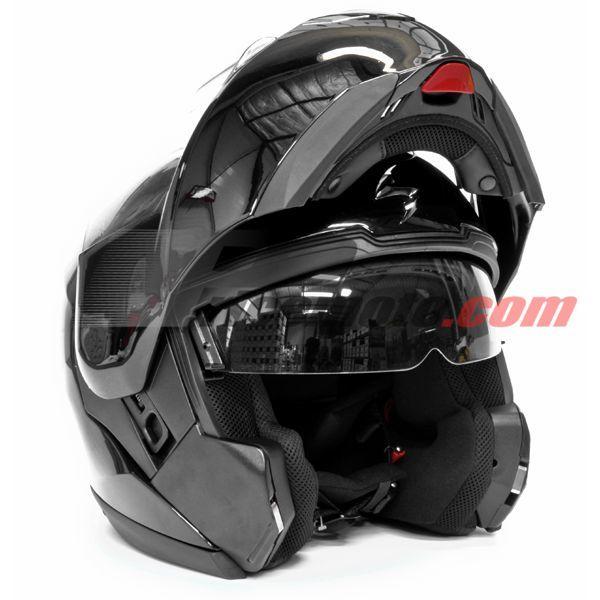 casque moto modulaire