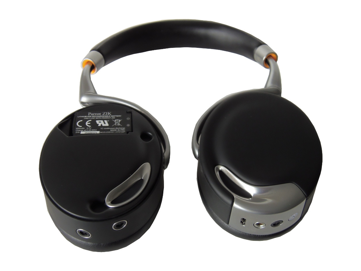 casque parrot bluetooth