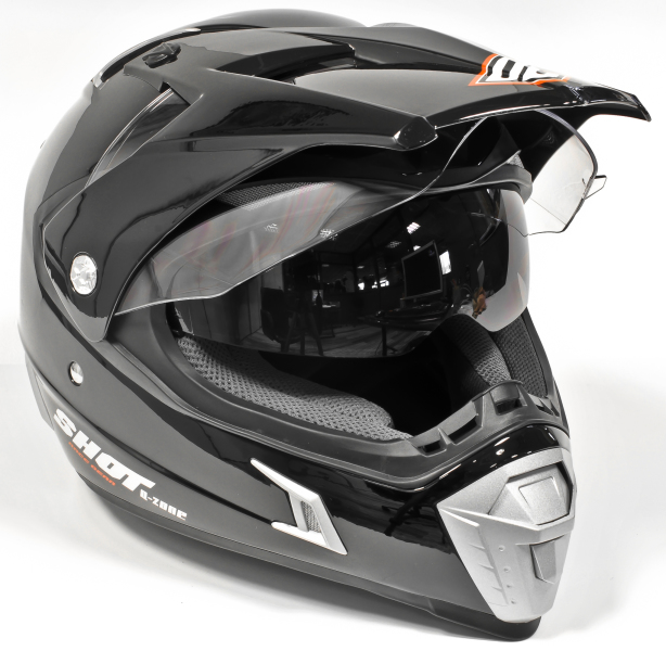 casque quad cross