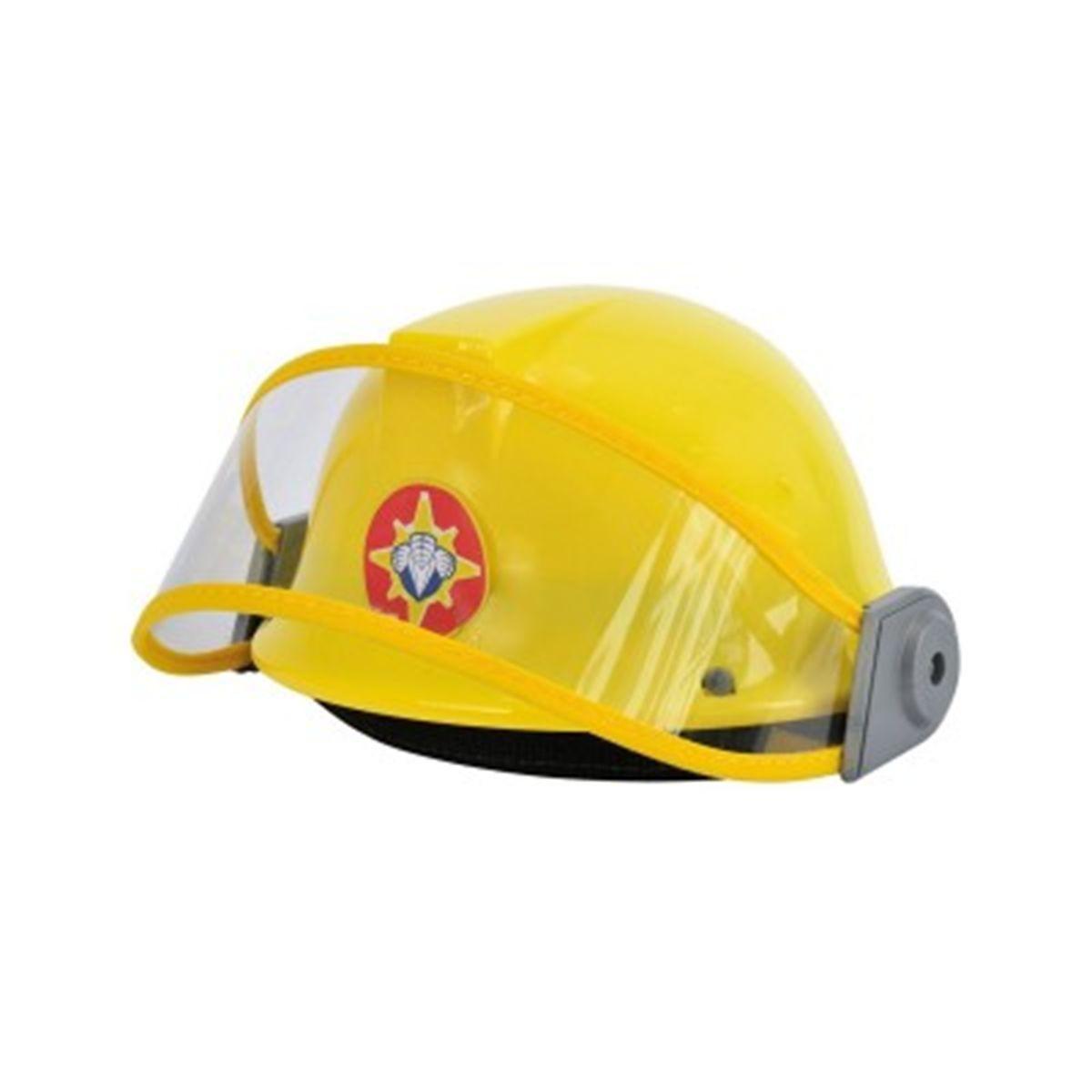 casque sam le pompier
