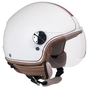 casque scooter femme