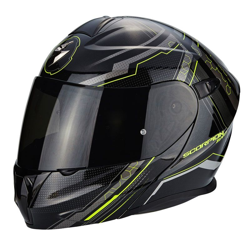 casque scorpion exo