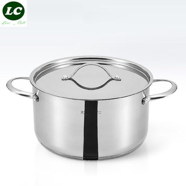 casserole en inox