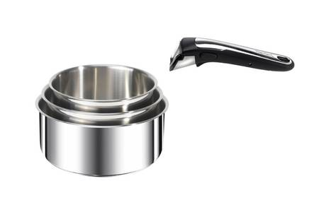 casserole tefal ingenio induction inox