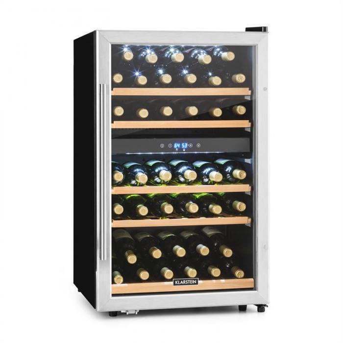 cave à vin 2 températures