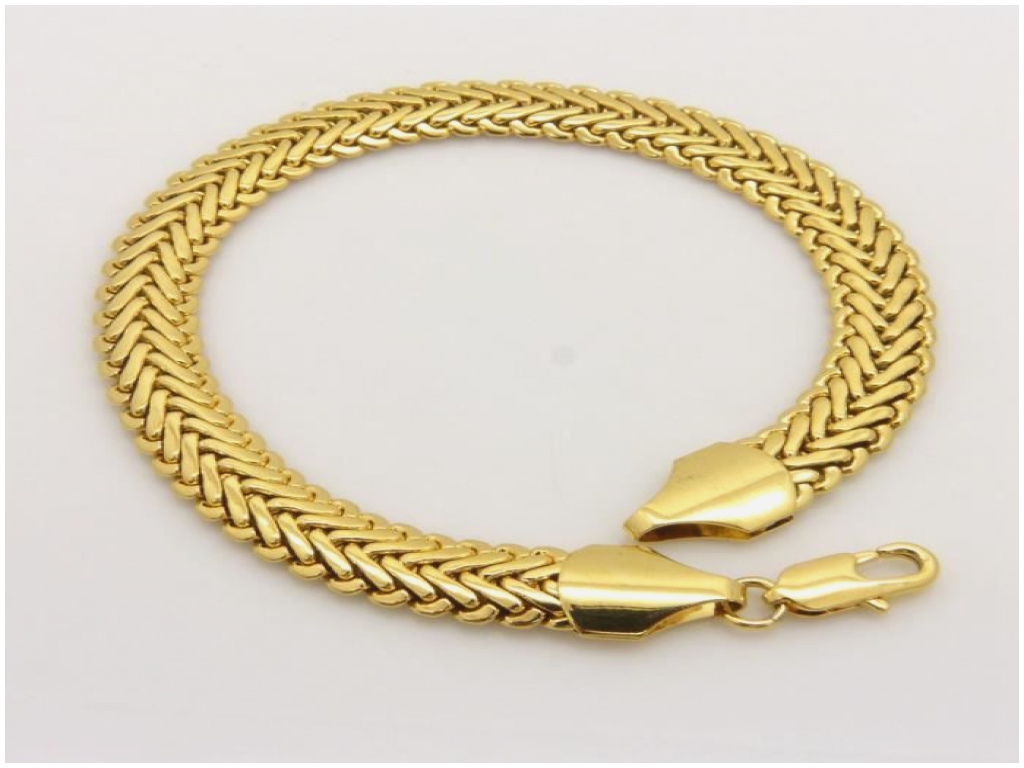 chaine en or homme 18k