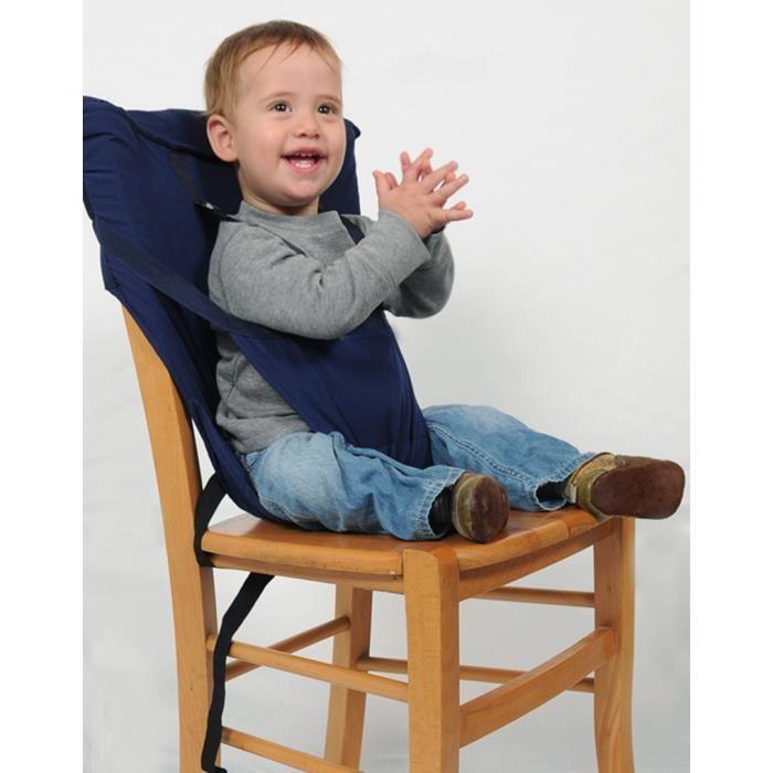 chaise bebe portable