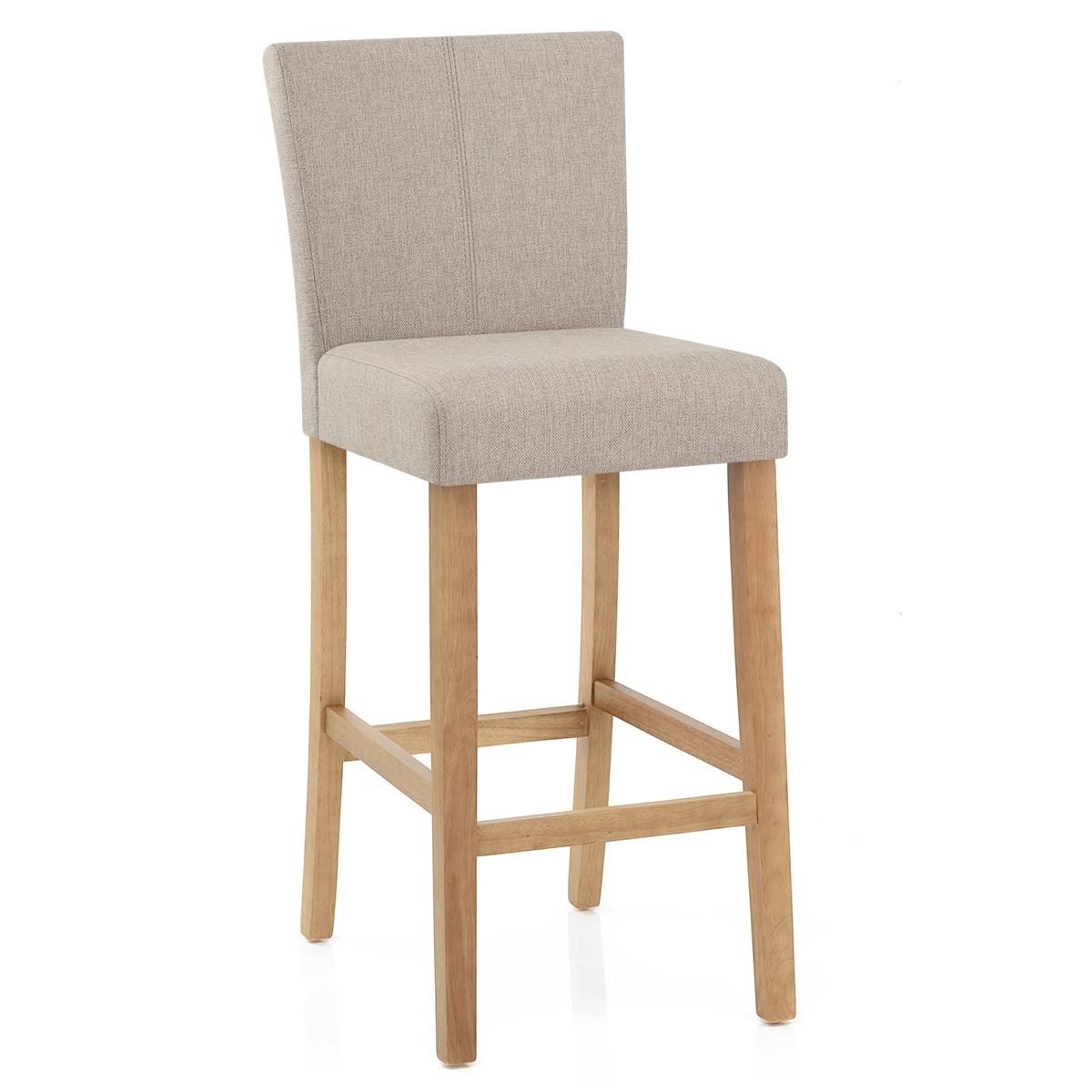 chaise de bar tissu