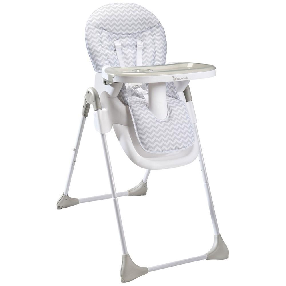 chaise haute badabulle