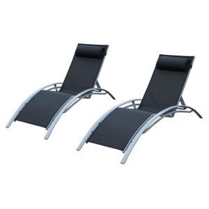 chaise longue pas cher