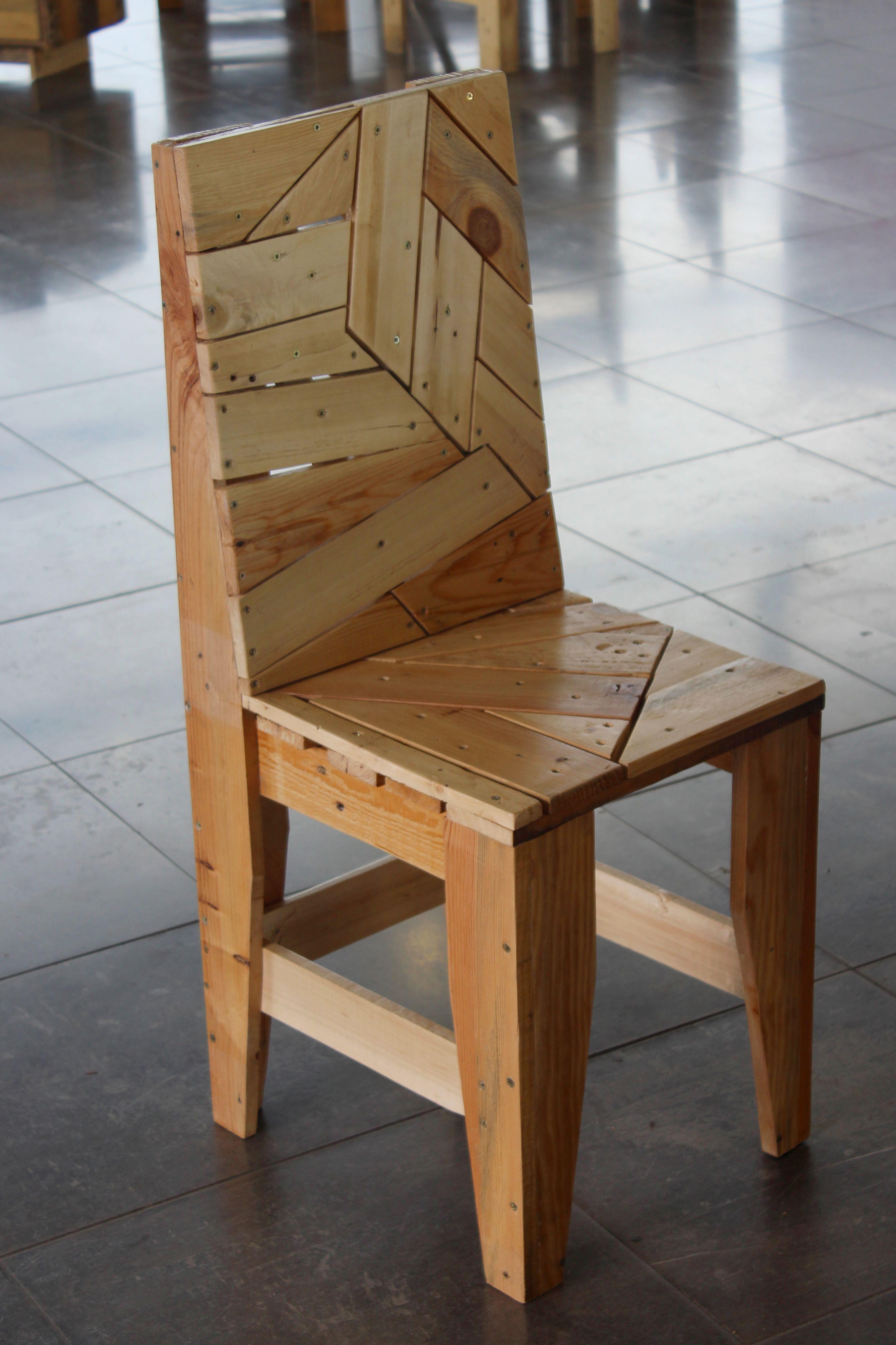 chaise palette